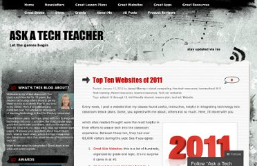 http://askatechteacher.wordpress.com/2012/01/13/top-ten-websites-of-2011-2/