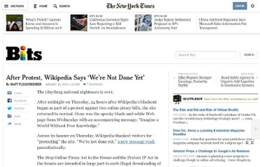http://bits.blogs.nytimes.com/2012/01/19/after-protest-wikipedia-says-were-not-done-yet/