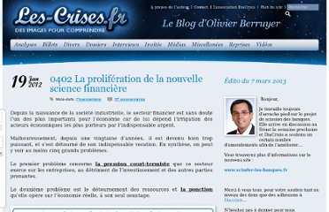 http://www.les-crises.fr/proliferation-science-finance/