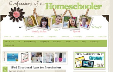 http://www.confessionsofahomeschooler.com/blog/2012/01/ipad-eductional-apps-for-preschoolers.html