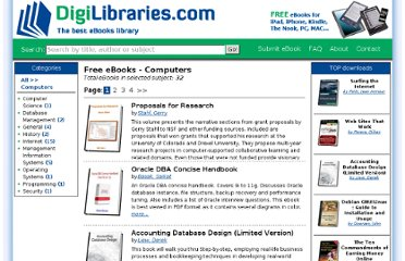 http://www.digilibraries.com/category/9/Computers/