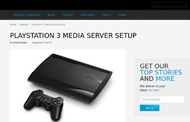 http://www.digitaltrends.com/gaming/playstation-3-media-server-setup/