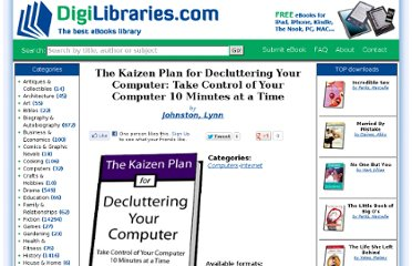 http://www.digilibraries.com/ebook/132332/The_Kaizen_Plan_for_Decluttering_Your_Computer_T___/
