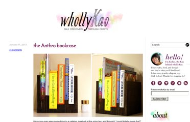 http://whollykao.com/2012/01/11/the-anthro-bookcase/