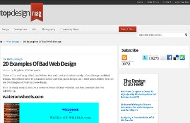 http://www.topdesignmag.com/20-examples-of-bad-web-design/