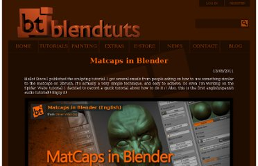 http://www.blendtuts.com/matcaps_in_blender