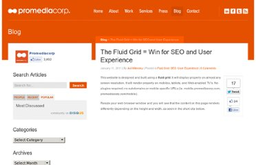http://www.promediacorp.com/2011/01/the-fluid-grid-win-for-seo-and-user-experience/