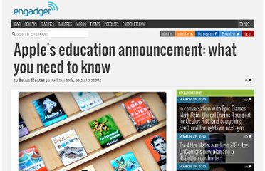 http://www.engadget.com/2012/01/19/apples-education-announcement-what-you-need-to-know/