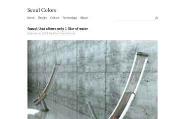 http://seoulcolors.com/2011/02/faucet-that-allows-only-1-liter-of-water/