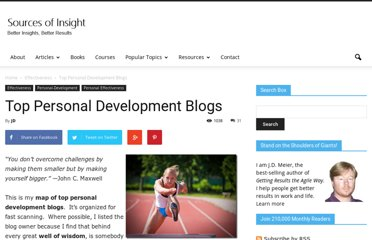 http://sourcesofinsight.com/personal-development-blogs/