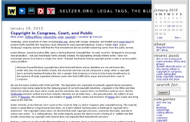 http://wendy.seltzer.org/blog/archives/2012/01/19/copyright-in-congress-court-and-public.html