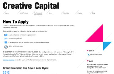 http://creative-capital.org/apply