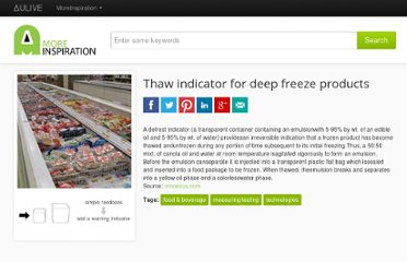 http://www.moreinspiration.com/article/3554-thaw-indicator-for-deep-freeze-products