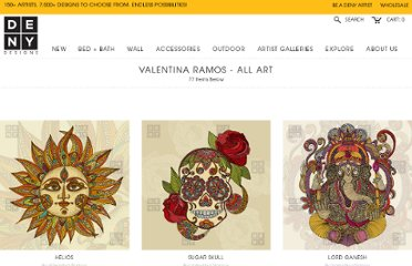 http://denydesigns.com/collections/valentina-ramos-all-art