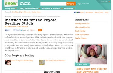 http://www.ehow.com/how_7811568_instructions-peyote-beading-stitch.html