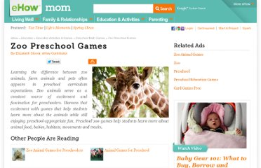 http://www.ehow.com/list_6114033_zoo-preschool-games.html