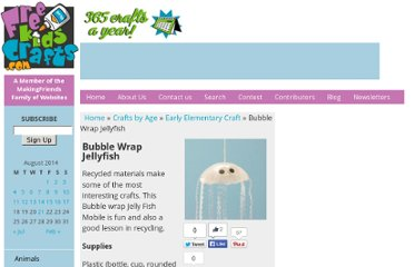 http://www.freekidscrafts.com/bubble_wrap_jelly_fish-e1293.html