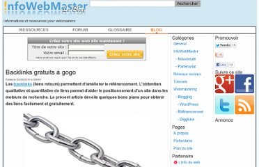 http://blog.infowebmaster.fr/910-backlinks-gratuits