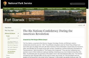http://www.nps.gov/fost/historyculture/the-six-nations-confederacy-during-the-american-revolution.htm
