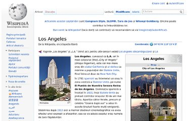 http://ro.wikipedia.org/wiki/Los_Angeles