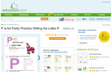 http://www.education.com/worksheet/article/practice-letter-p/