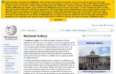 http://fr.wikipedia.org/wiki/National_Gallery