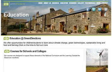 http://www.greendirections.co.uk/education.html