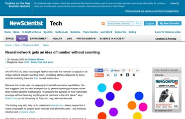 http://www.newscientist.com/article/mg21328484.200-neural-network-gets-an-idea-of-number-without-counting.html