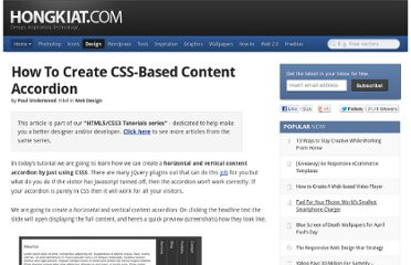 http://www.hongkiat.com/blog/css-content-accordion/