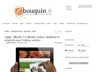 http://www.ebouquin.fr/2012/01/20/apple-ibooks-2-et-ibooks-author-simplicite-et-creativite-pour-ledition-scolaire/