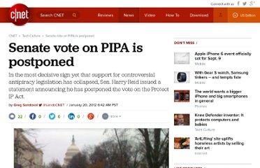 http://news.cnet.com/8301-31001_3-57362677-261/senate-vote-on-pipa-is-postponed/