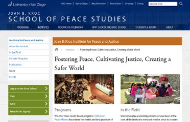 http://www.sandiego.edu/peacestudies/ipj/