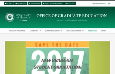 http://manoa.hawaii.edu/graduate/