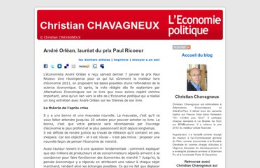 http://alternatives-economiques.fr/blogs/chavagneux/2012/01/10/andre-orlean-laureat-du-prix-paul-ricoeur/