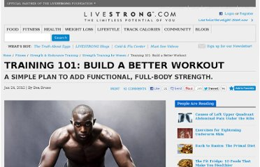 http://www.livestrong.com/article/553651-training-101-build-a-better-workout/