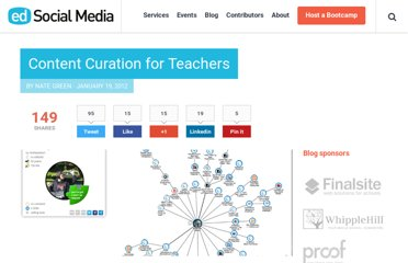 http://www.edsocialmedia.com/2012/01/content-curation-for-teachers/