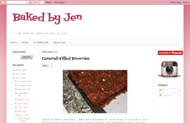 http://bakedbyjen.blogspot.com/2011/04/caramel-filled-brownies.html