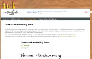 http://www.writing-fonts.com/download-free-writing-fonts