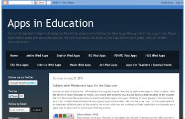 http://appsineducation.blogspot.com/2012/01/collaborative-whiteboard-apps-for.html