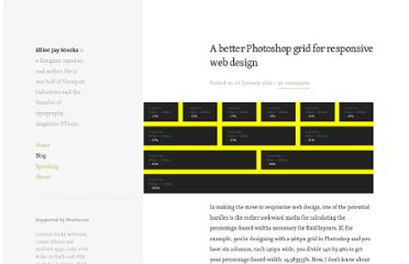 http://elliotjaystocks.com/blog/a-better-photoshop-grid-for-responsive-web-design/
