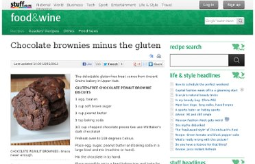 http://www.stuff.co.nz/life-style/food-wine/recipes/6276692/Chocolate-brownies-minus-the-gluten