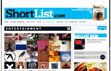 http://www.shortlist.com/entertainment/music/the-50-coolest-albums-ever