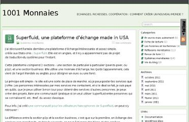 http://www.1001monnaies.com/2011/03/16/superfluid-une-plateforme-dechange-made-in-usa/