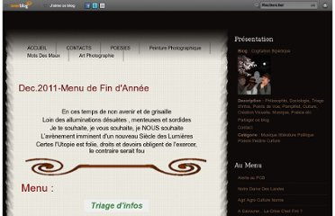 http://cogitationbipedique.over-blog.com/pages/Dec2011Menu_de_Fin_dAnnee-6163700.html