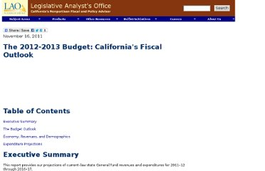 http://www.lao.ca.gov/reports/2011/bud/fiscal_outlook/fiscal_outlook_2011.aspx