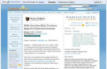 http://www.newswise.com/articles/with-just-one-ipad-teachers-improve-classroom-lessons