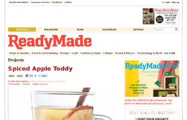 http://www.readymade.com/projects/spiced_apple_toddy