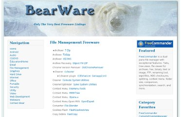 http://bearware.info/filemanagement.html