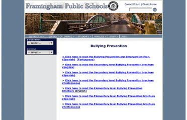 http://www.framingham.k12.ma.us/bullying_prevention.cfm