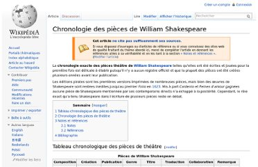 http://fr.wikipedia.org/wiki/Chronologie_des_pi%C3%A8ces_de_William_Shakespeare